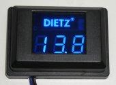 Dietz Ψηφιακό Βολτόμετρο Αυτοκινήτου