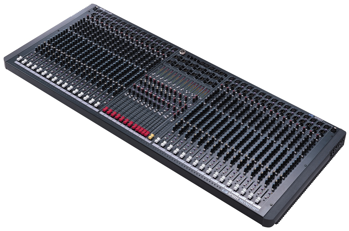 SOUNDCRAFT-SPIRIT MONITOR 40C – 12 AUX (ΠΡΟΣΦΑΡΑ)