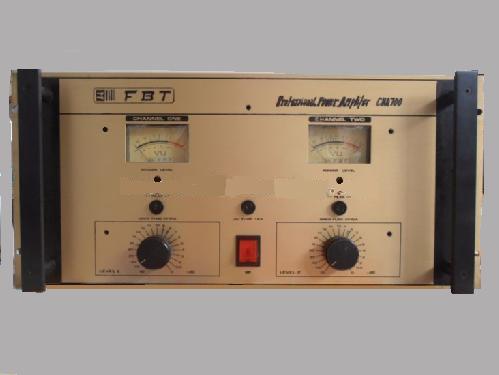 CNA 700 Power Amplifier FBT