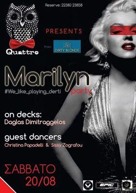 Marilyn 2016 audio-m