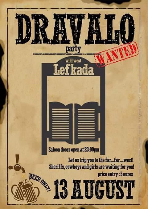 DRAVALO party 2016 audio-m