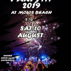 summer party molos 2019 audio-m.gr